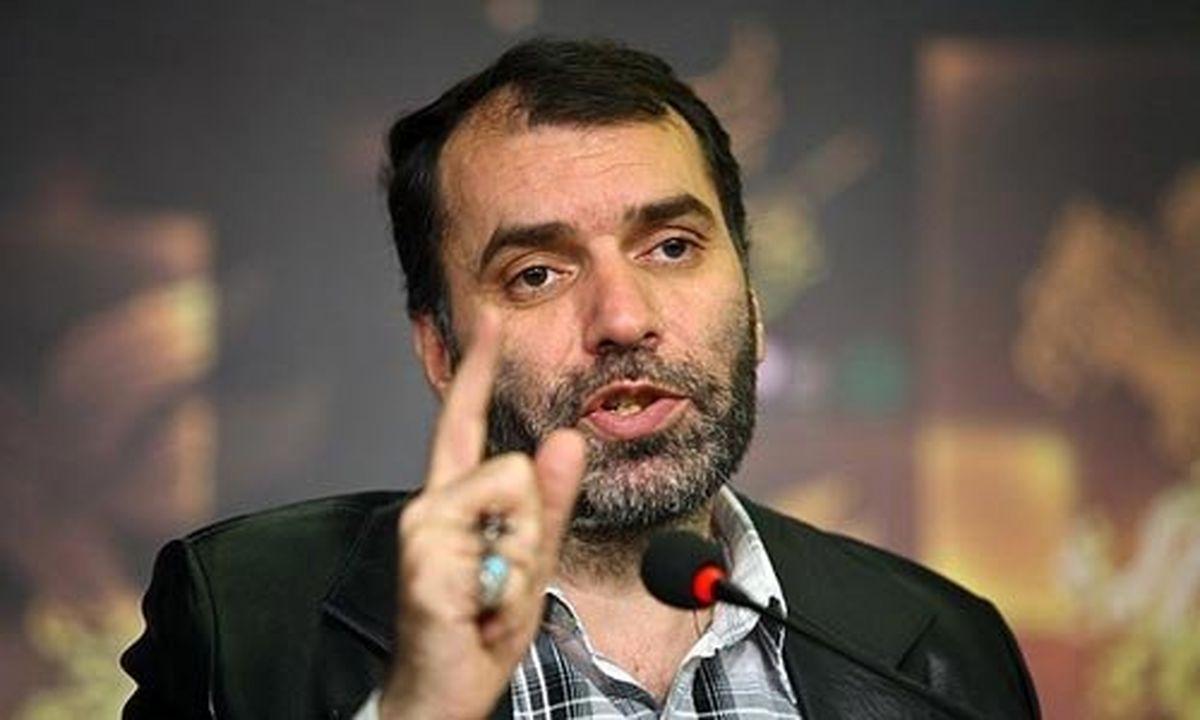 تصویری زیرخاکی جالب از مسعود ده نمکی