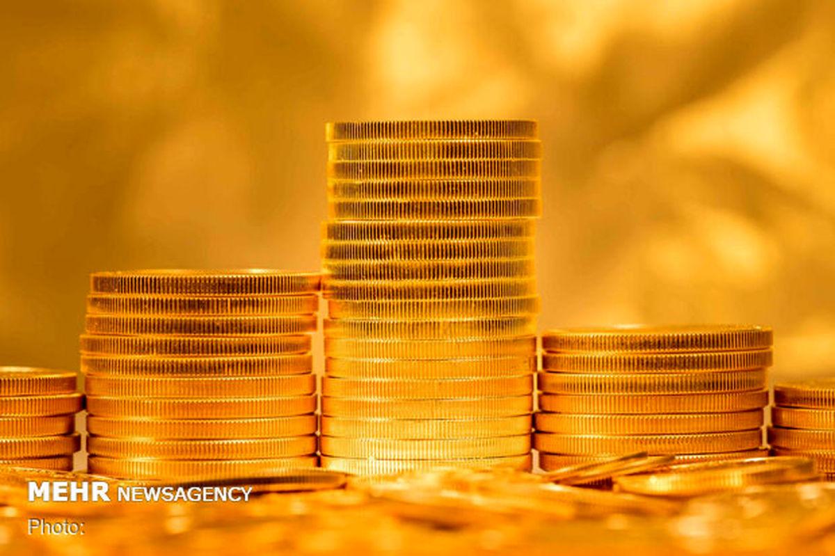 قیمت سکه در اولین روز تابستان