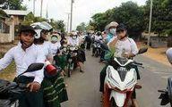 حمام خون در میانمار