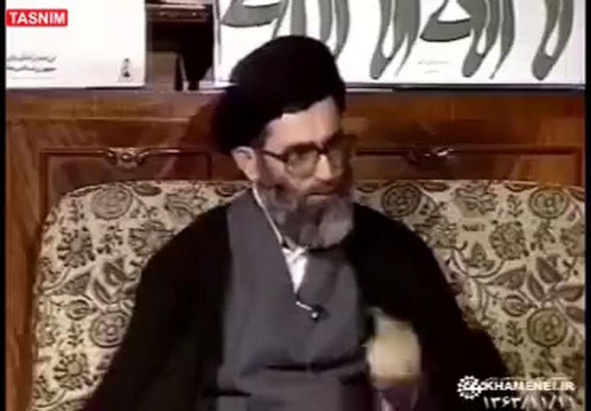روایت رهبرانقلاب از لحظه اعلام پیروزی انقلاب اسلامی در ۲۲بهمن