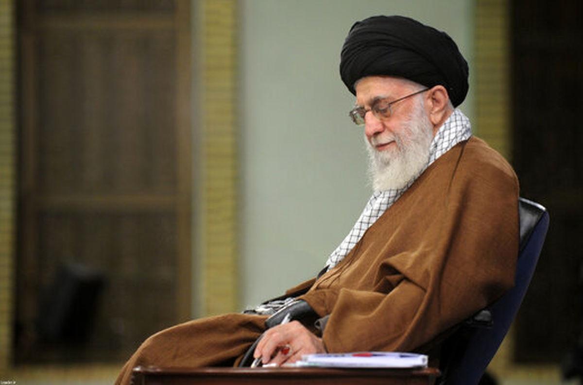 پیام تسلیت رهبر انقلاب به امام جمعه تبریز