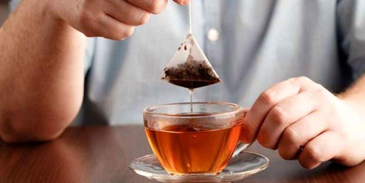چای کیسهای ننوشید