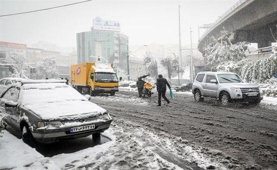 تداوم بارش برف و باران تا دوشنبه هفته آینده