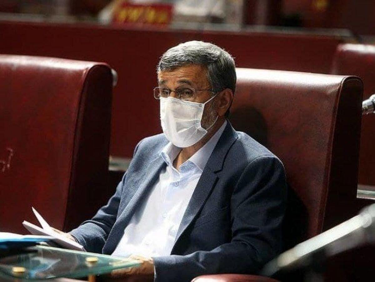 افشای راز عجیب درباره احمدی نژاد ! +فیلم