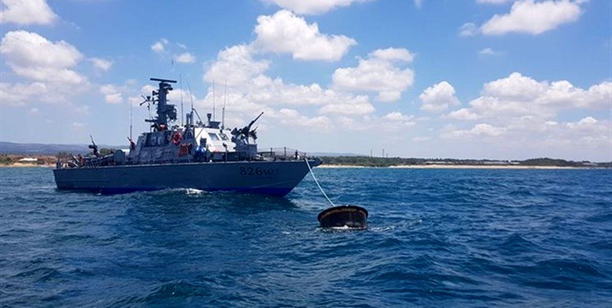 شلیک ناو رژیم صهیونیستی به قایق ماهیگیری در غزه