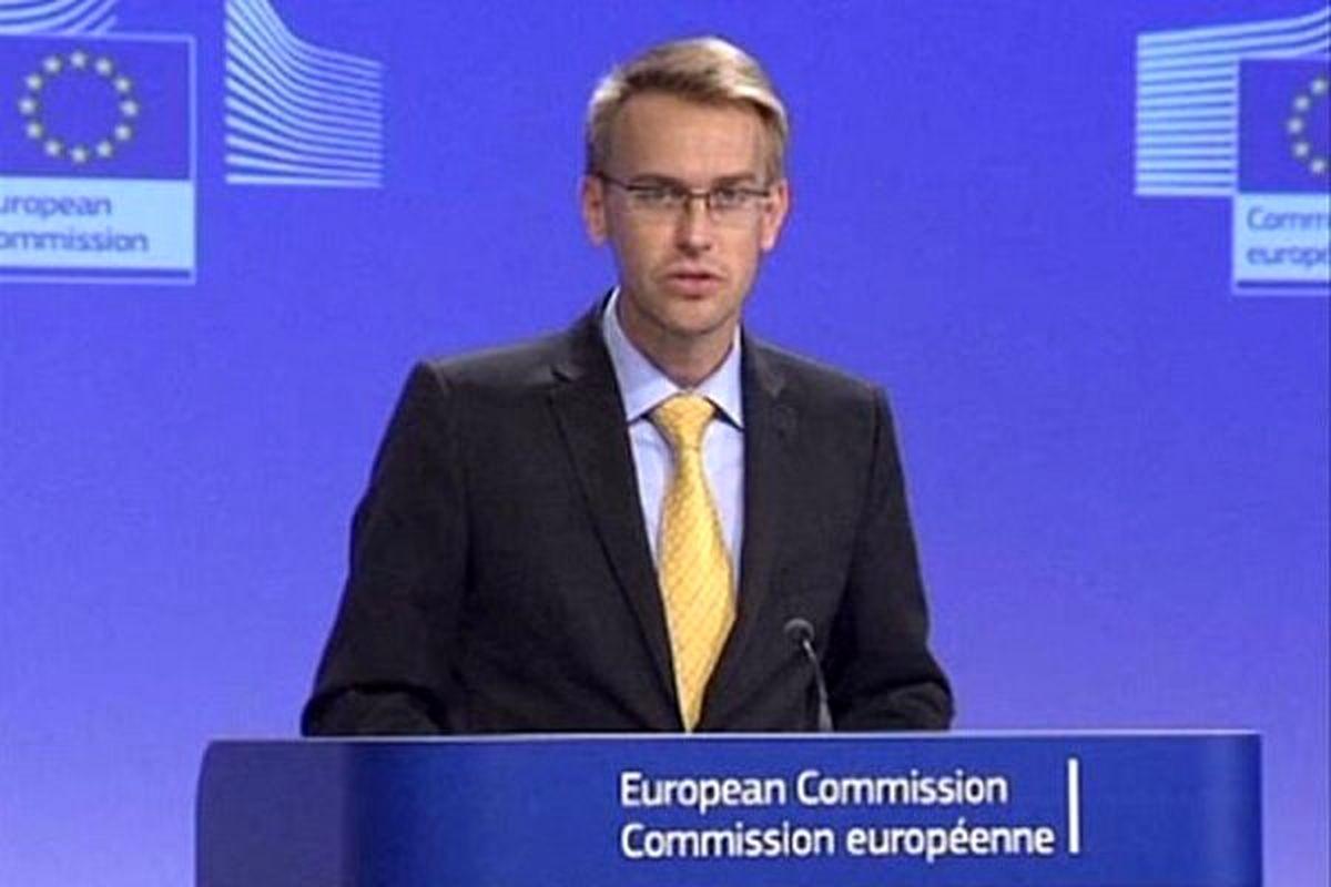 واکنش اتحادیه اروپا از اقدام برجامی آمریکا