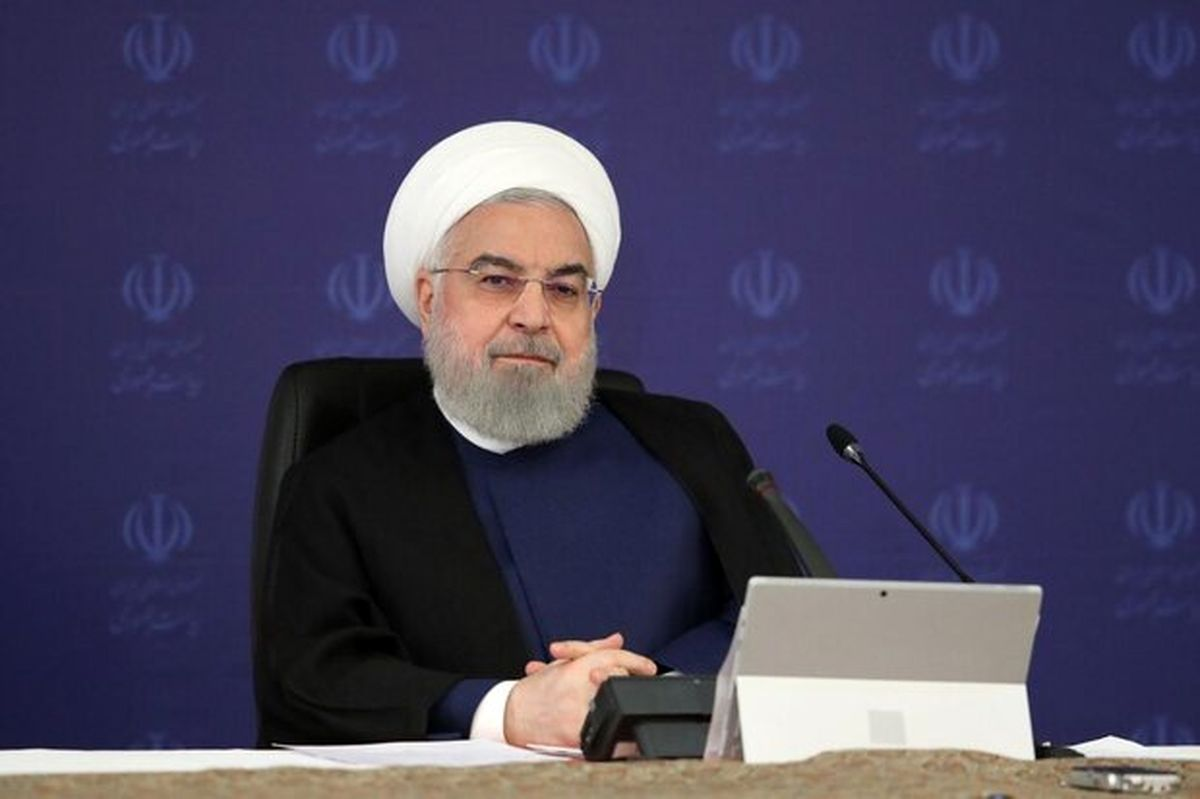 روحانی: هنوز به قله پیک موج چهارم کرونا نرسیدیم