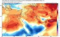در هفت روز آینده منتظر گرمای هوا غیر نرمال باشید