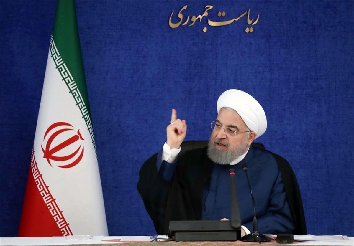 روحانی: سعی ما برداشتن موانع رشد بازار سرمایه است