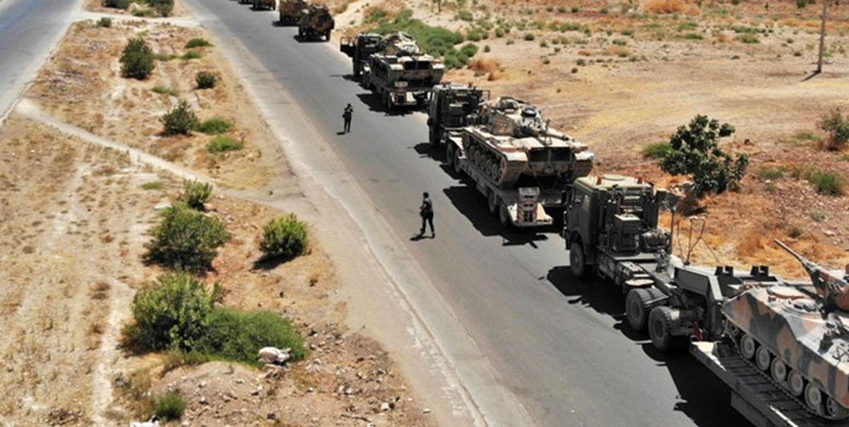 حمله دوباره به کاروانهای نظامی آمریکا در عراق