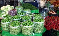 گوجه سبز کیلویی ۱۲۵ هزار تومان!
