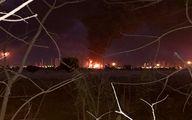 جزئیات جدید از آتشسوزی در پالایشگاه تهران