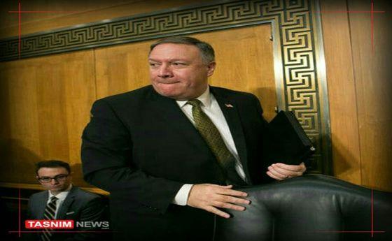 انتقاد پامپئو از تصمیمات بایدن درباره ایران