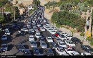 پیشبینی ترافیک سنگین جادهها در 12 و 13 فروردین
