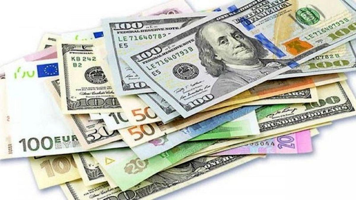 قیمت  دلار و یورو امروز چقدر؟