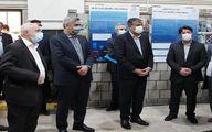بازدید «اسلامی» از راکتور تحقیقاتی شهید فخریزاده