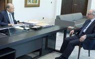 اخبار لبنان/رایزنی وزیر دفاع لبنان با میشل عون