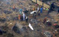 واکنش ظریف به وضعیت اسفناک کرونا در هند
