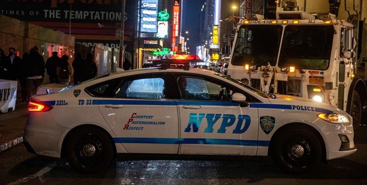 ضرب و شتم مرد غیرمسلح در متروی نیویورک+فیلم