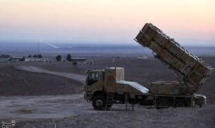 تصاویرى از شلیک مرصاد ١٦ و طبس در رزمایش مشترک سپاه و ارتش