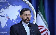 خطیبزاده: هیچ تماسی با آمریکا نداشته و نداریم