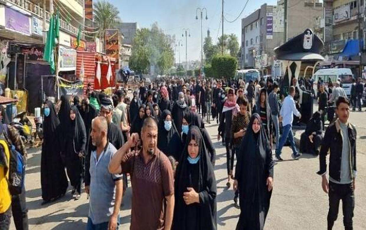 حمله تروریستی به زائران امام کاظم (ع) ناکام ماند