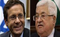 خبر شبکه اسرائیلی از دیدار محمود عباس با رئیس رژیم صهیونیستی