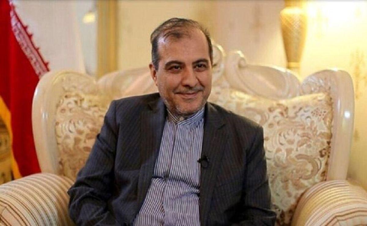 پاسخ دستیار ظریف درباره زمان خروج نیروهای ایرانی از سوریه