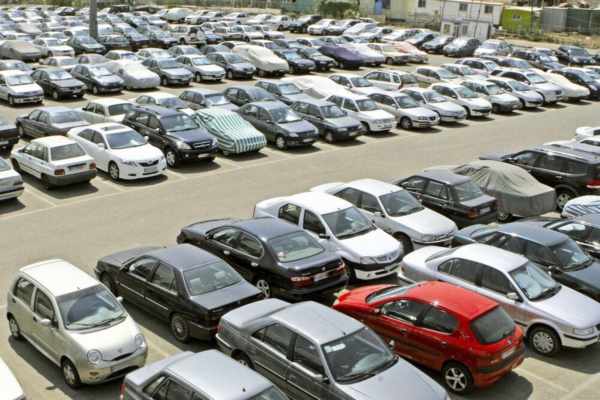 بازار خودرو تکان خورد/پراید امروز چند شد؟