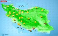 توفان شن در ۳ استان شرقی