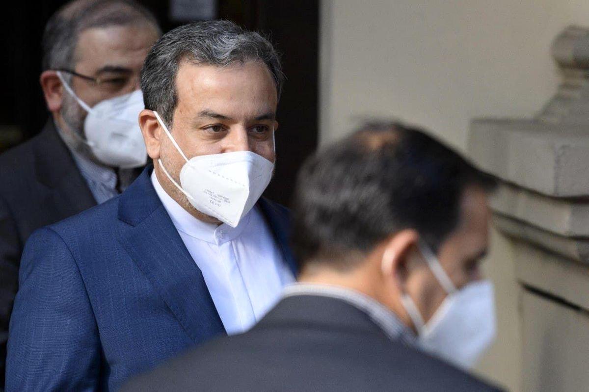 ارزیابی عراقچی از  مذاکرات وین