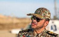 هشدار فرمانده پدافند هوایی ارتش به کشورهای درگیر در قرهباغ