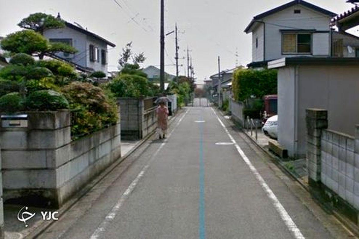 مرد ژاپنی، تصاویر عجیبی از پدر متوفایش در گوگل ارث پیدا کرد! +تصاویر