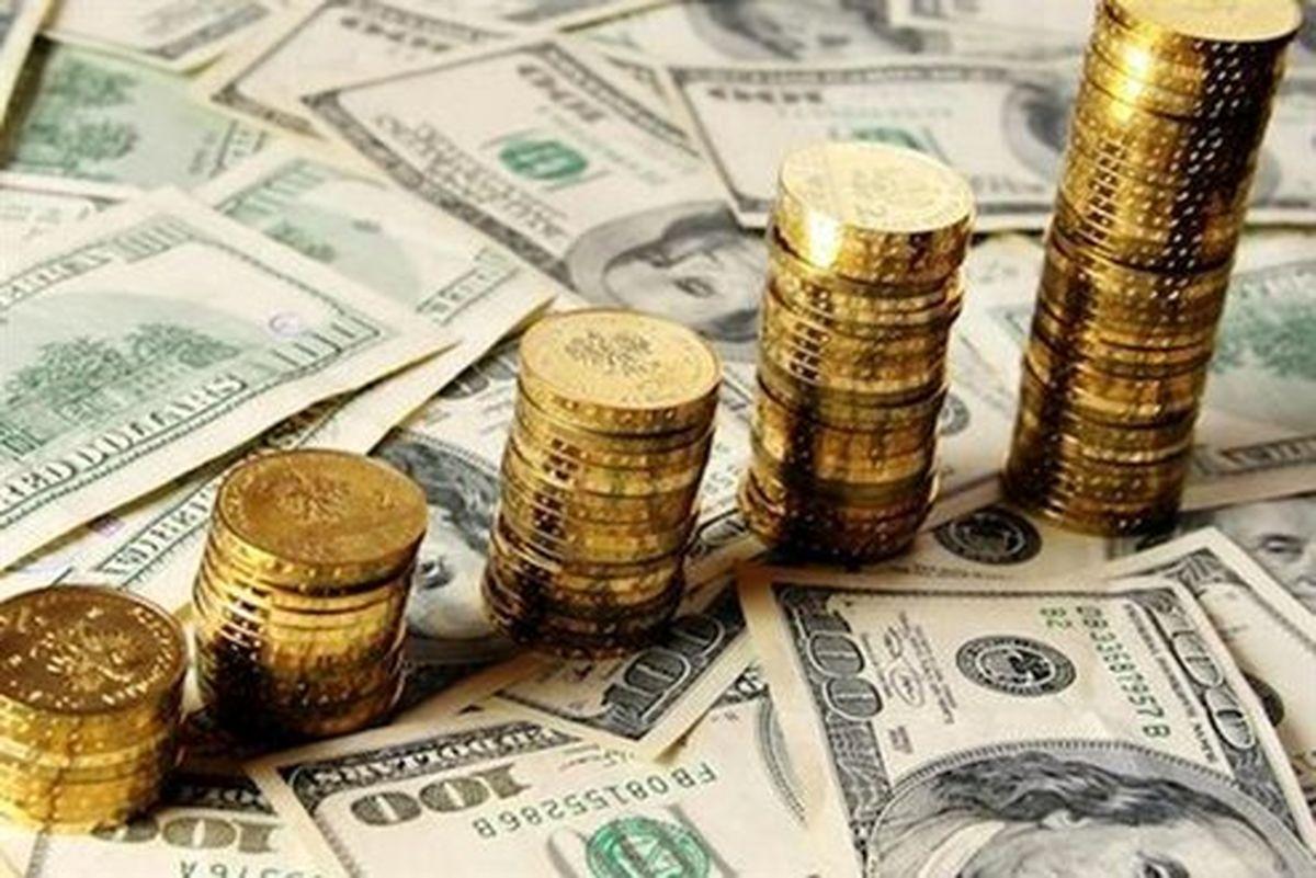 افزایش دوباره قیمت دلار/ از بازار سکه و طلا چه خبر