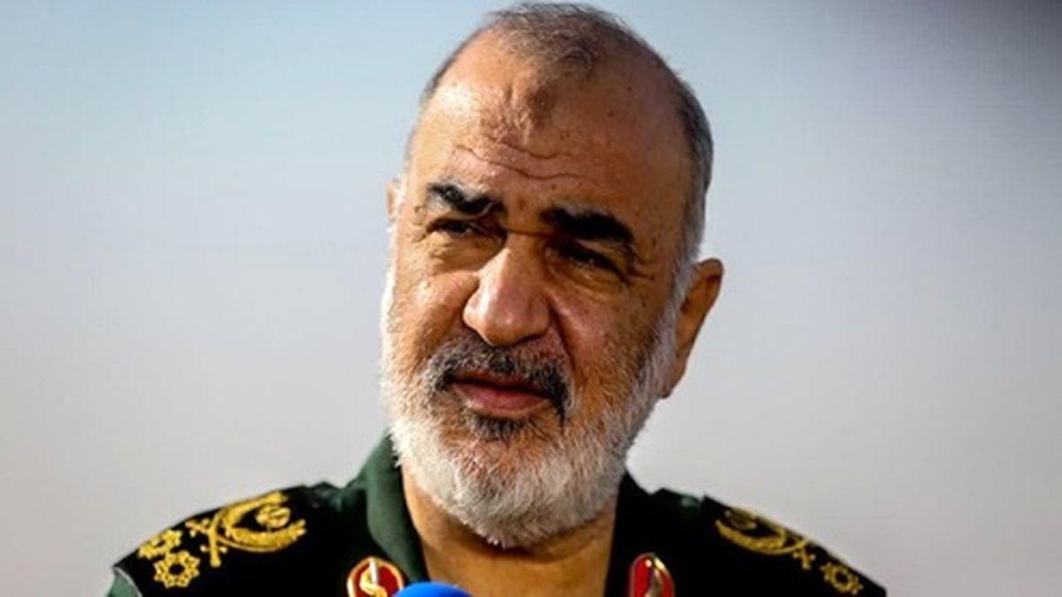 سرلشکر سلامی: پیام رزمایش سپاه دفاع از ارزشهای حیاتی است