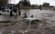 امدادرسانی به ٢٩ شهر و روستا در پی حوادث جوی