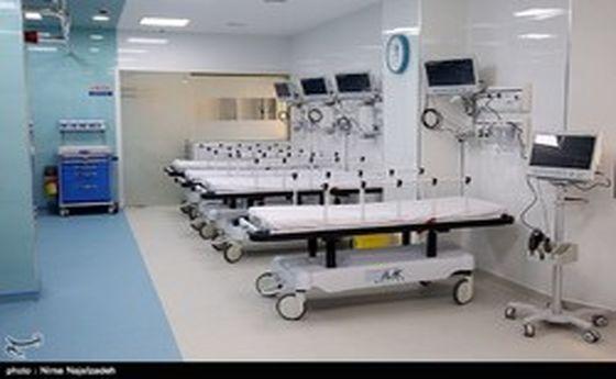 روحانی بیمارستان امام خمینی (ره) خوی را افتتاح کرد