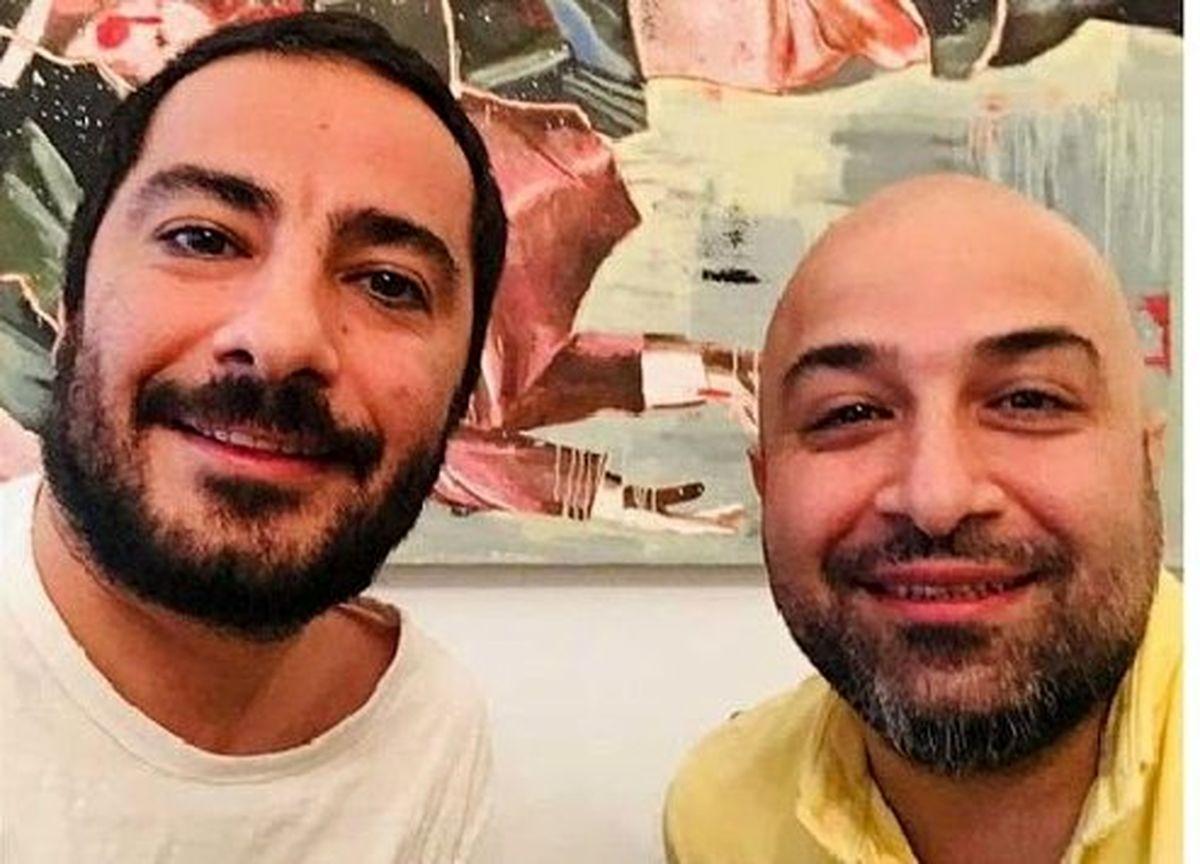 برادر نوید محمدزاده بازیگر شد +عکس