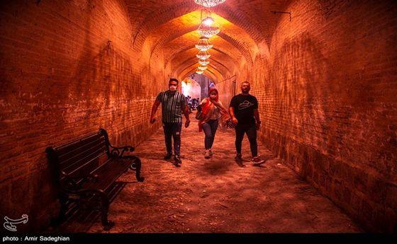 تصاویر: شیراز در وضعیت قرمز کرونا
