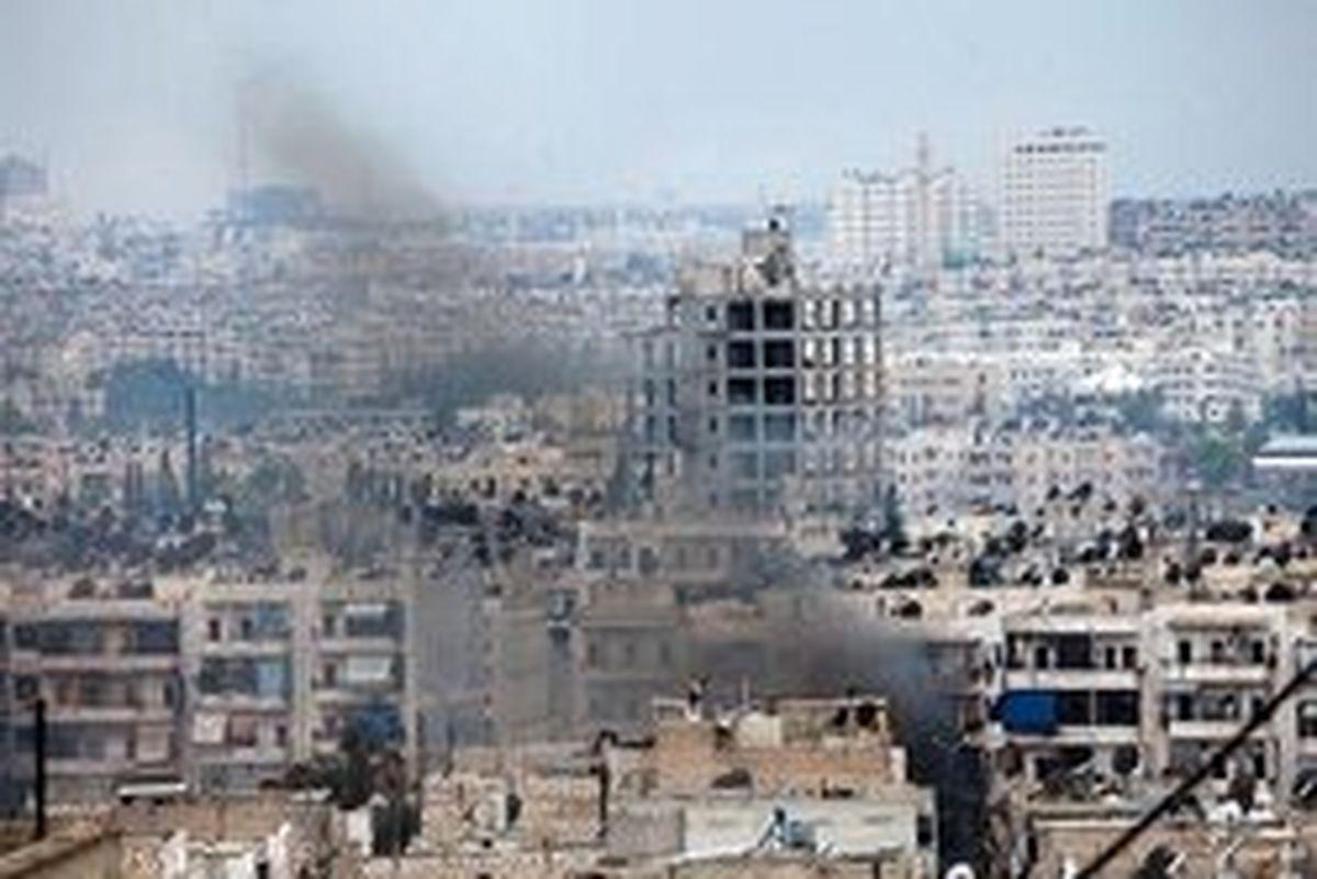 حمله خمپارهای تکفیریها به «الزهراء» در حلب سوریه