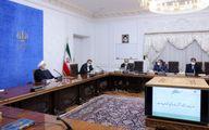 جلسه ستاد هماهنگی اقتصادی دولت به ریاست روحانی