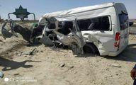 تصادف مرگبار ۴ خودرو در چابهار + اسامی مجروحان