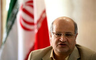 زالی: ترددها در مرکز و جنوب تهران غیرقابل قبول است