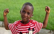 کودکی که عکسش جهان را شوکه کرد! + تصاویر
