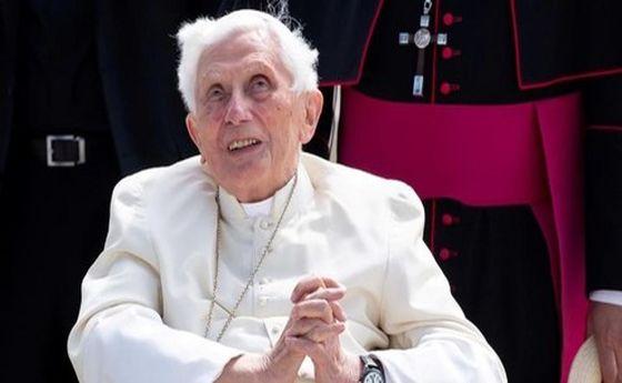وخامت حال پاپ بندیکت شانزدهم