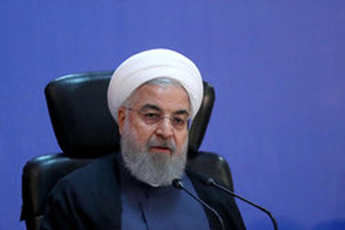 واکنش روحانی به اظهارات مقام آمریکایی درمورد حادثه اهواز