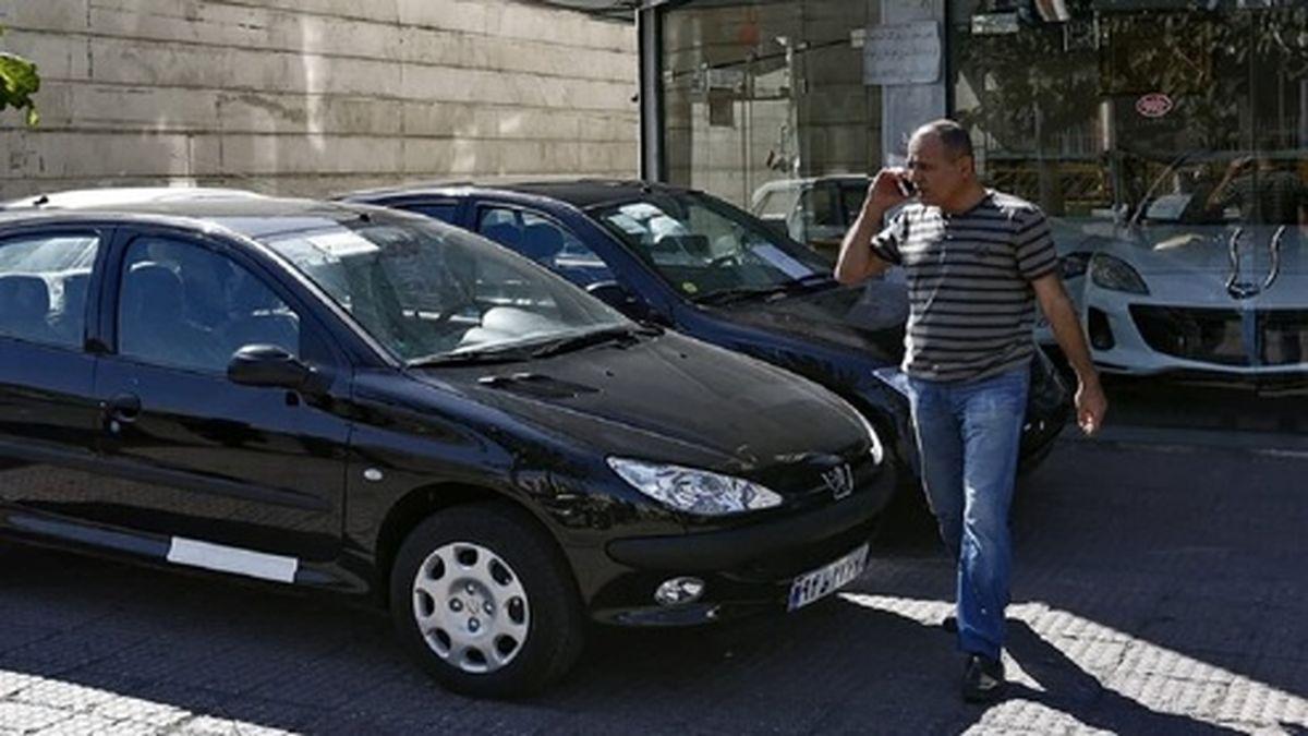 کاهش قیمت خودرو/قیمت ۲۰۶ به ۴ ماه قبل بازگشت