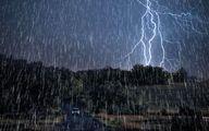 هشدار وقوع سیلاب و برخورد صاعقه در ۷ استان
