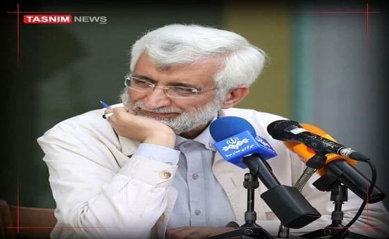 جلیلی پیروزی رئیسی را تبریک گفت