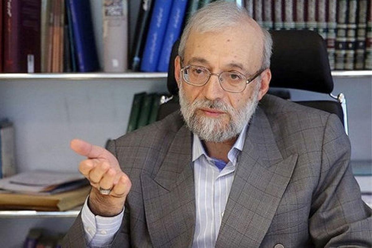 محمدجواد لاریجانی: گام هستهای باید برگشت ناپذیر باشد